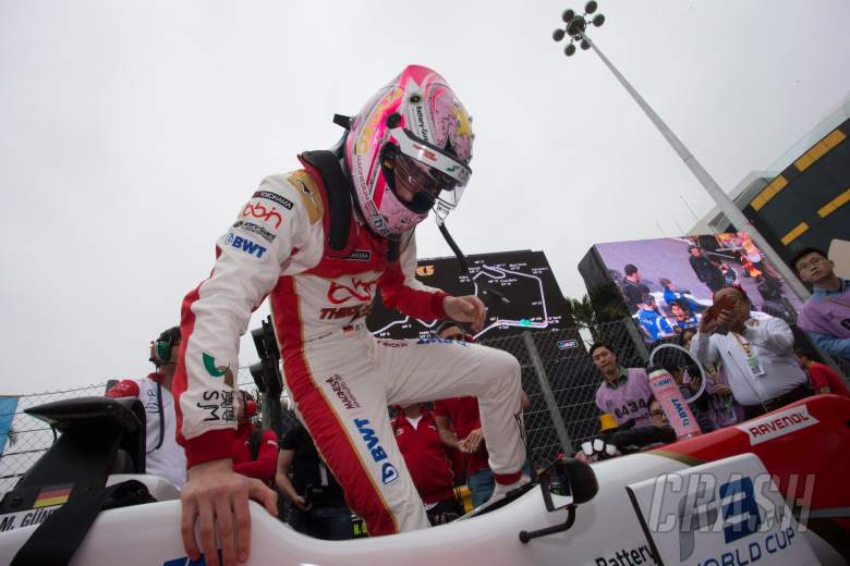 F2: Gunther moves up to Formula 2 with Arden