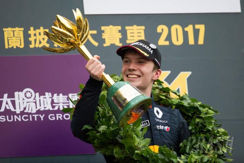 F1: Dan Ticktum,
