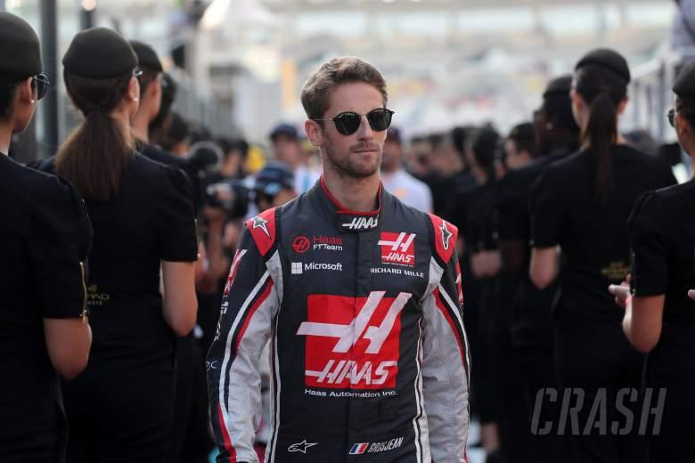 F1: Romain Grosjean, Haas,