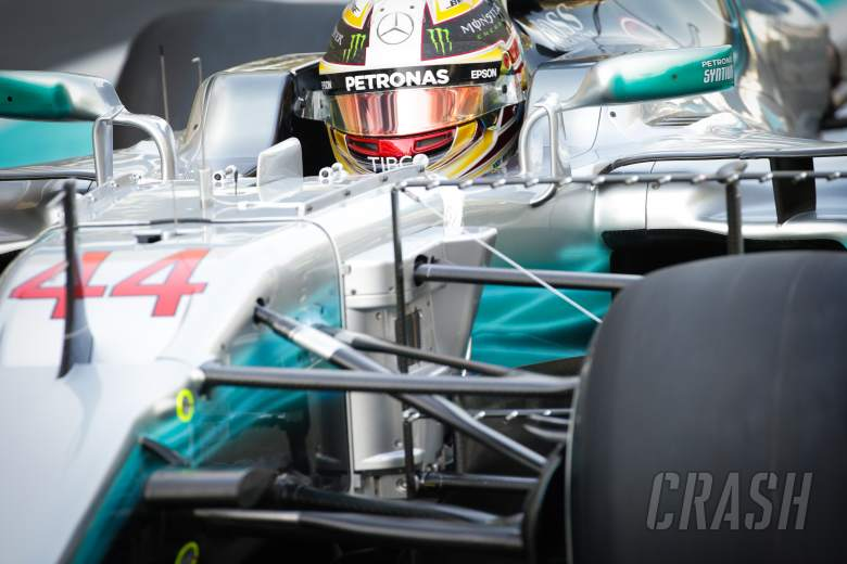 Abu Dhabi GP, - Lewis Hamilton, Mercedes,