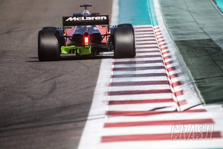 F1: Stoffel Vandoorne, McLaren,