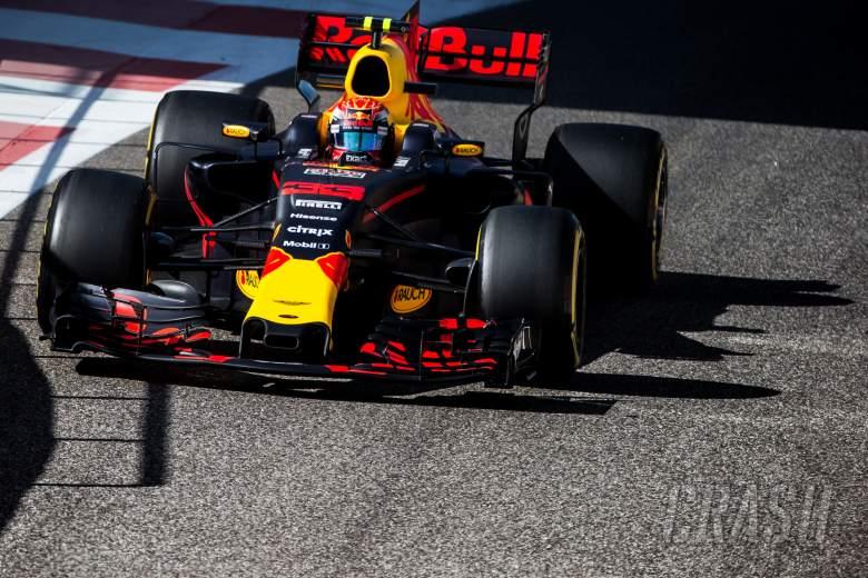 F1: Max Verstappen, Red Bull,