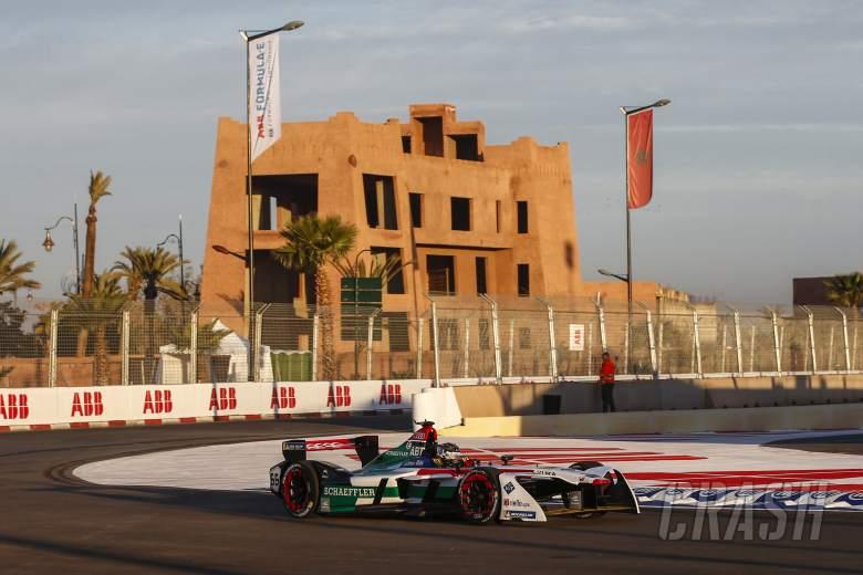 Marrakech, Morocco ePrix, Formula E,