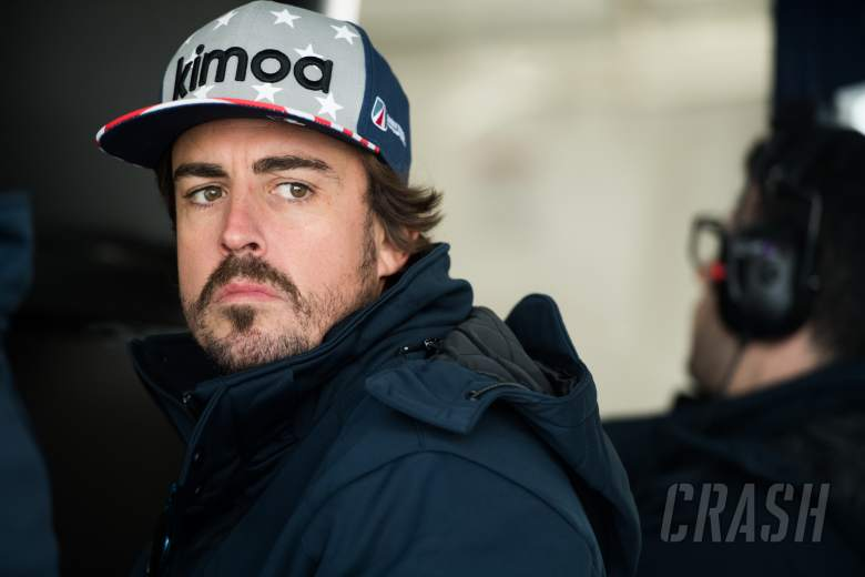 """F1: Alonso """"apprehensive"""" about McLaren's F1 2018"""