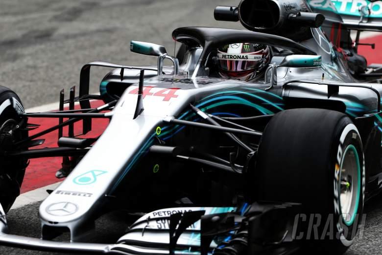 Hamilton: Hard to assess 2018 Mercedes F1 car