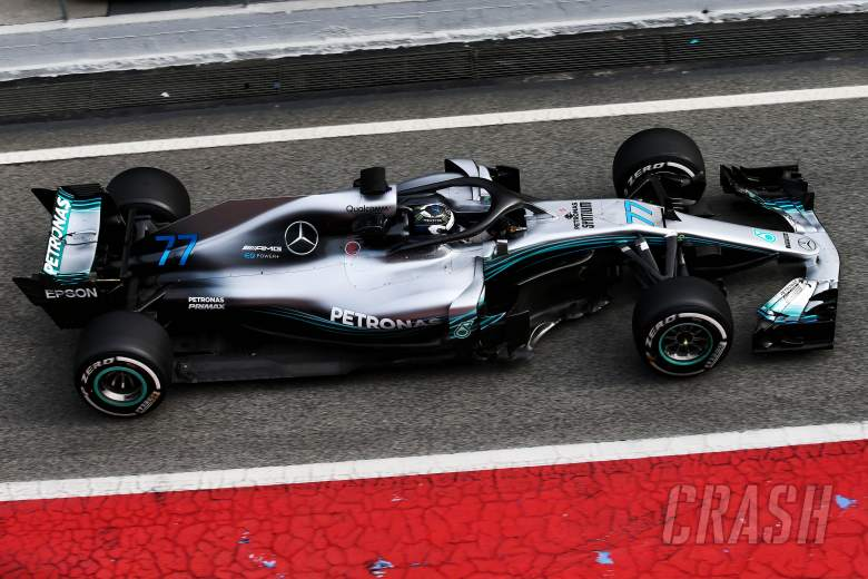 Mercedes finds 0.25s gain in F1 sidepod development
