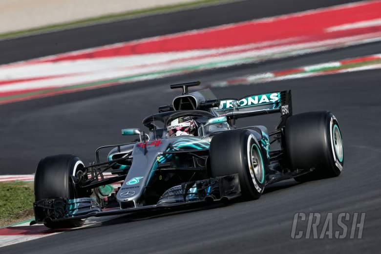 F1: Lewis Hamilton