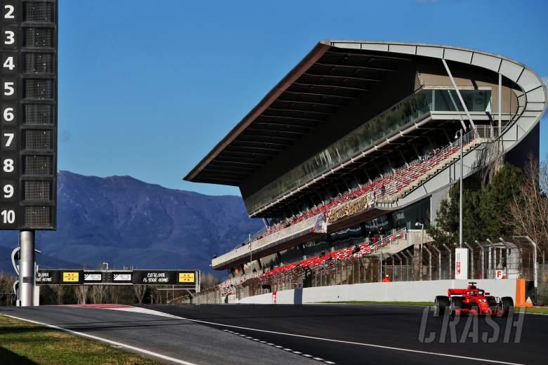 F1: Circuit de Catalunya confirms F1 pre-season testing date changes