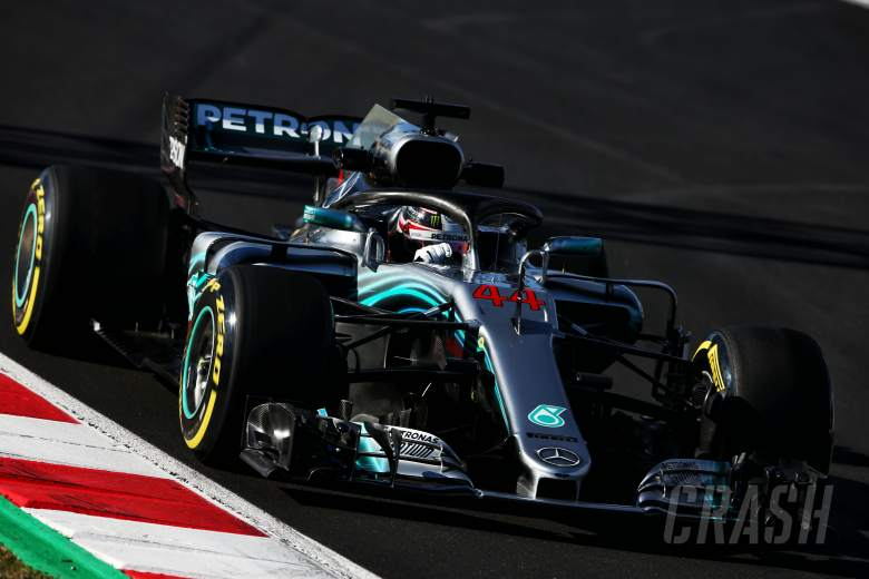 F1 Mercedes Drivers Warn More To Come From 2018 F1 Car