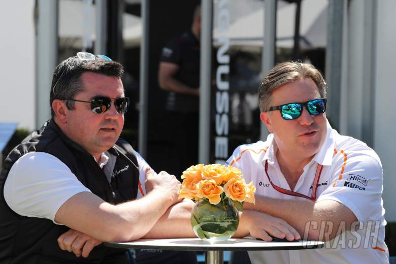 F1: How do you solve a problem like McLaren?