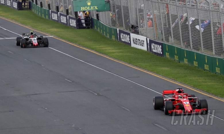 Ferrari, Haas,