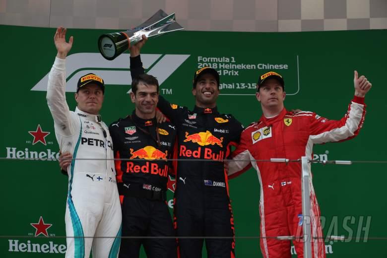 Red Bull operating on same level as Mercedes, Ferrari - Horner