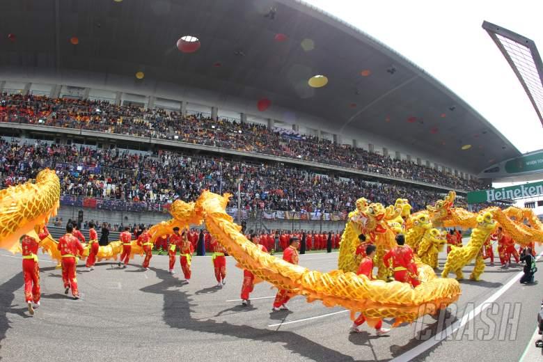 F1: F1 Paddock Notebook - Chinese GP Sunday