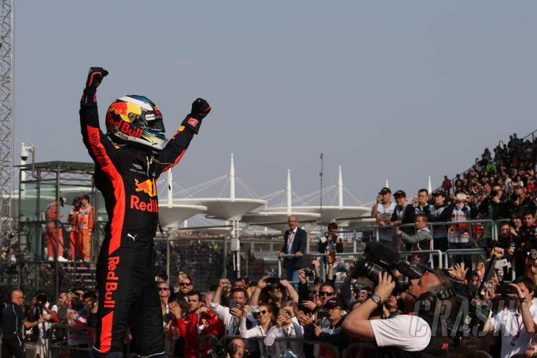F1: Ricciardo: Chinese GP win proves F1 title credentials