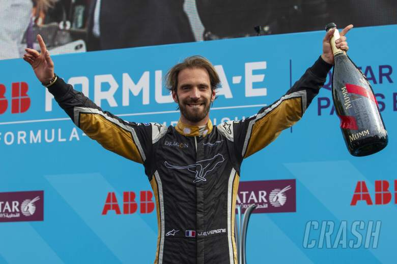 Formula E: Vergne approached over F1 race seat for 2019
