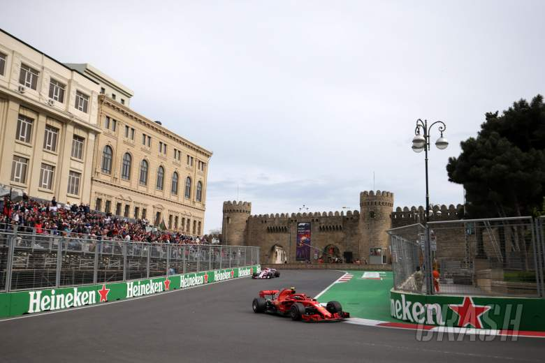 F1: Azerbaijan GP wants return to June F1 date in 2019