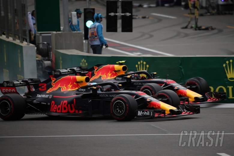 F1: F1 Gossip: Baku crash played role in Ricciardo's Red Bull exit