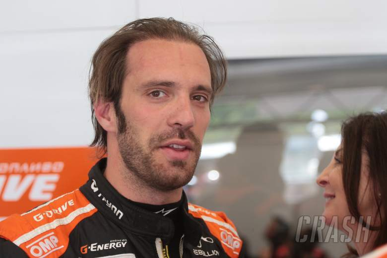 Sportscars: Vergne extends G-Drive contract for 2019