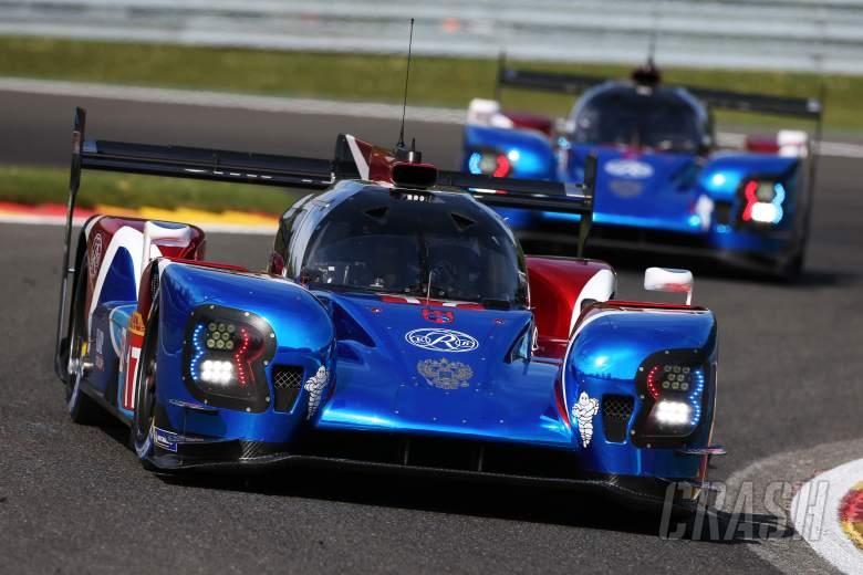 Sportscars: Jenson Button, SMP Racing,