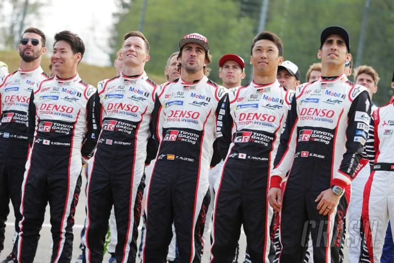 Sebastien Buemi, Toyota, Le Mans,