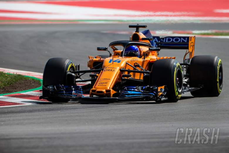 F1: Brown denies McLaren stopped developing '18 F1 car in May