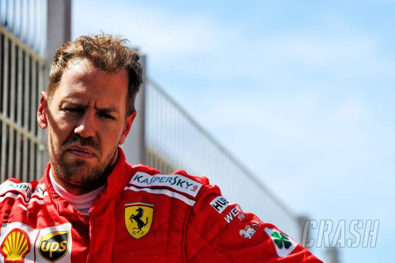 F1: F1 Gossip: Vettel a 'massively overrated one-trick pony'