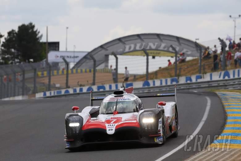 Le Mans: Toyota, Kamui Kobayashi,