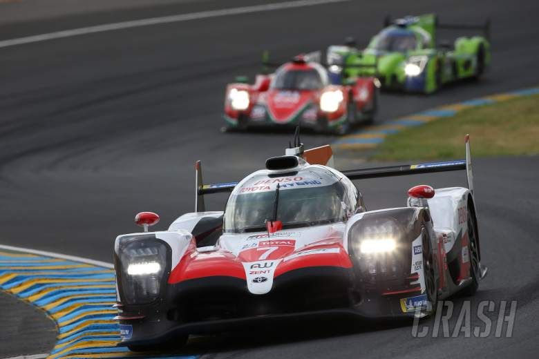 Jose Maria Lopez, Toyota Gazoo Racing, Le Mans,