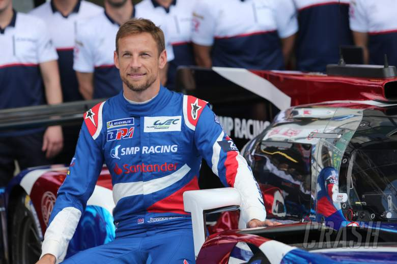 Le Mans: Jenson Button, SMP Racing,