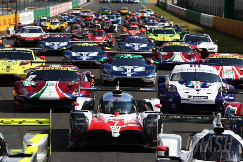 Le Mans: WEC, Le Mans,