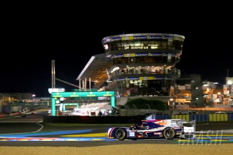 Juan Pablo Montoya, United Autosports, Le Mans,