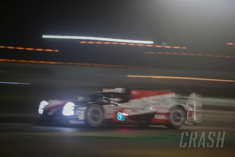 Alonso, Nakajima, Buemi, Toyota, Le Mans,