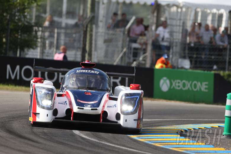 F1: United Autosports to join WEC LMP2 class full-time from 2019/20