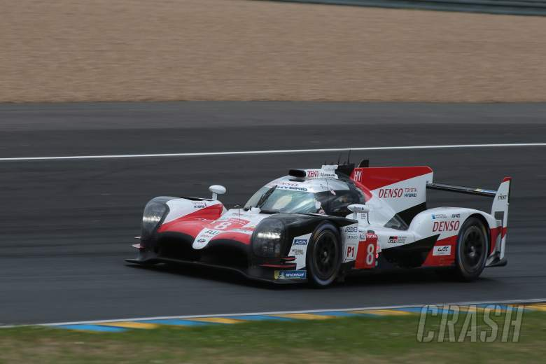 Le Mans: Toyota, Alonso close in on Le Mans victory