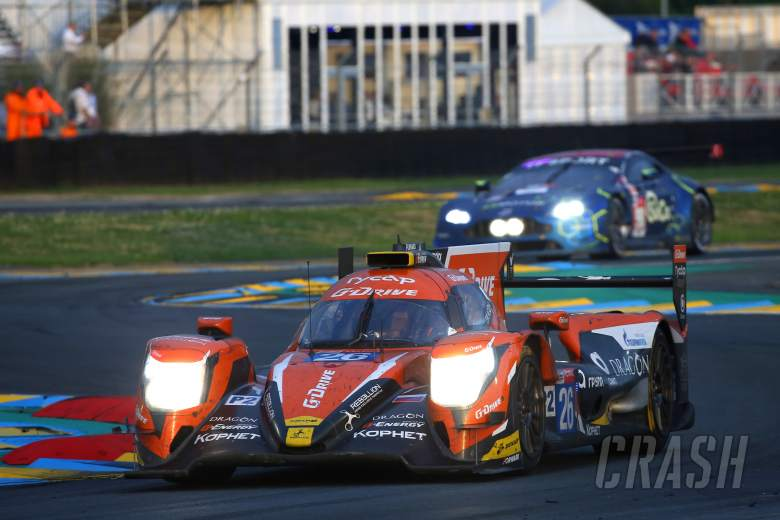 Le Mans: G-Drive, Vergne disqualified from Le Mans, lose LMP2 win