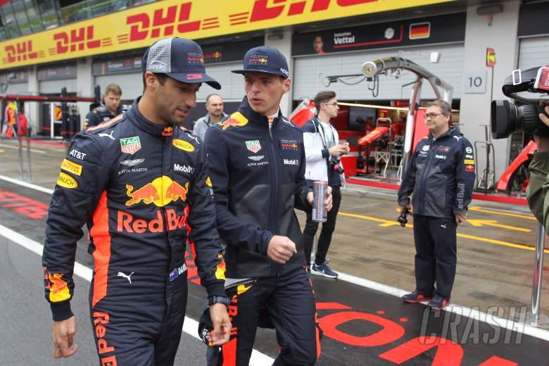 F1: Verstappen unsure Ricciardo made right move for 2019