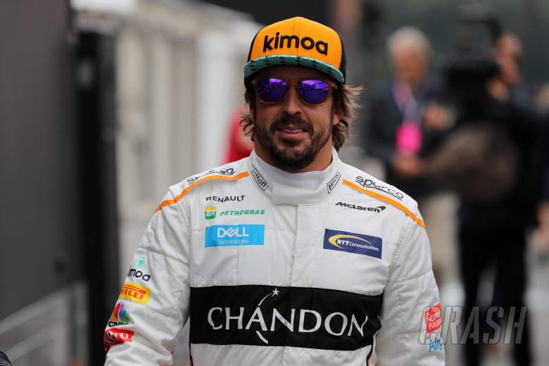 F1: Alonso: Spa qualifying not McLaren's lowest point of 2018