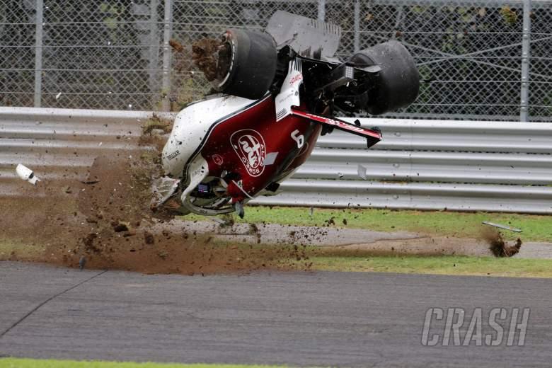 F1: Marcus Ericsson, Sauber,