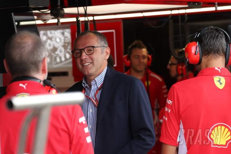 F1: F1 Gossip: Domenicali linked with Ferrari return