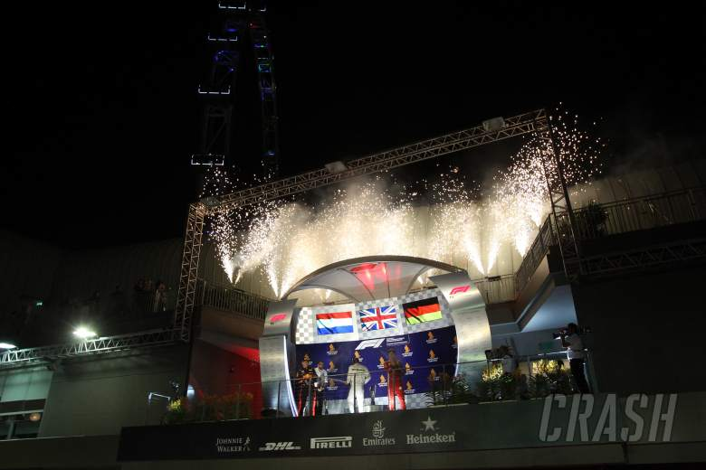 F1: Singapore GP: Back for more in F1 2019