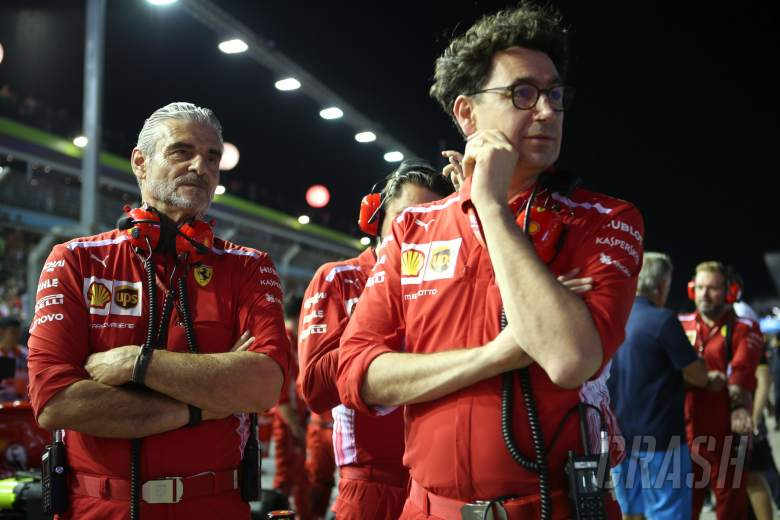 F1: Arrivabene out, Binotto in as Ferrari F1 chief?