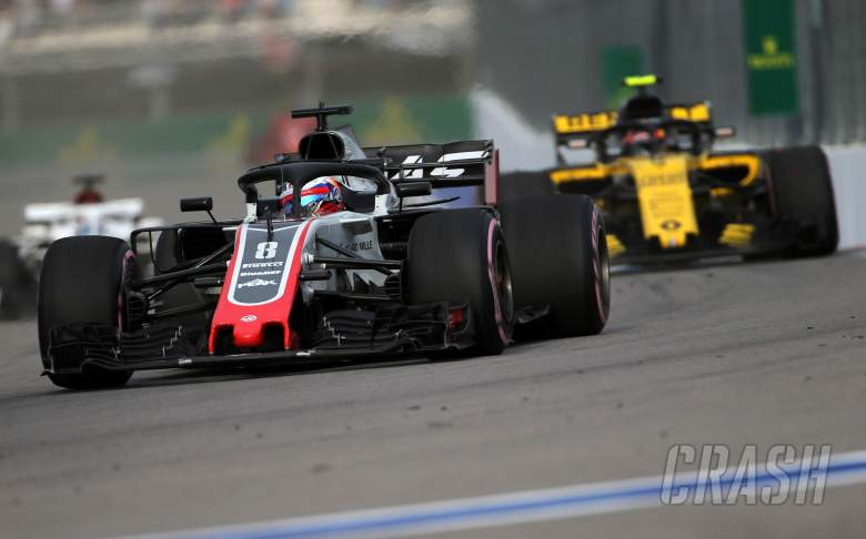 F1: Steiner: Monza protest proves Renault 'desperate' in Haas fight