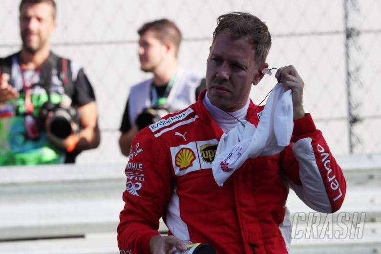 F1: Support for 'over-performing' Vettel from F1 rivals