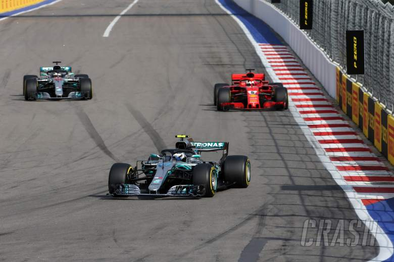 F1: F1 Driver Ratings - Russian Grand Prix