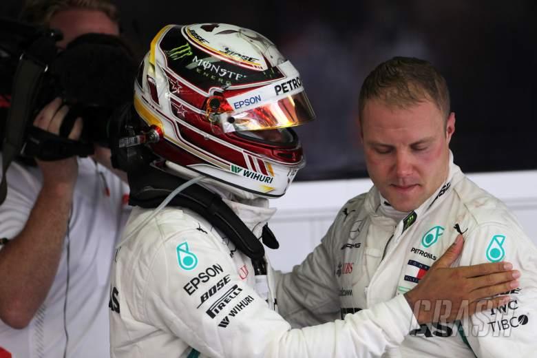F1: Mercedes F1 Sochi swap team order 'broke my heart' - Wolff