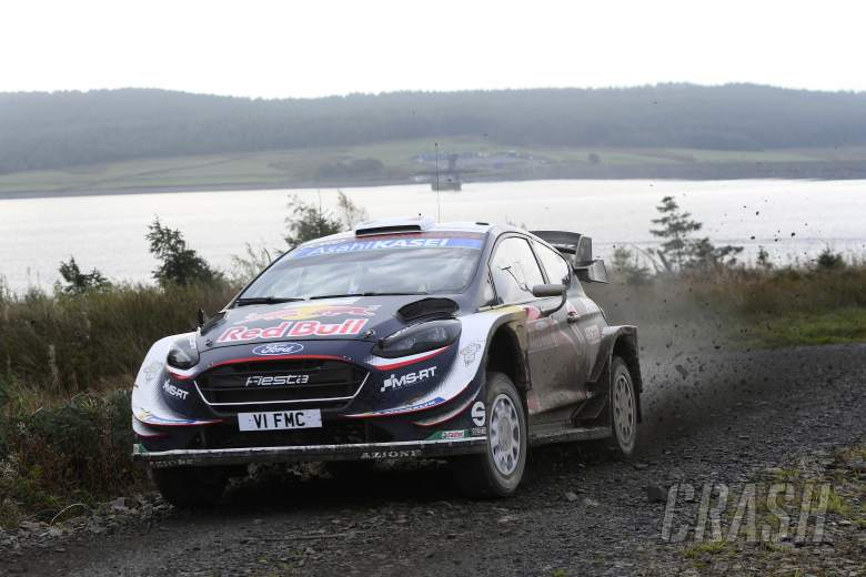 World Rally: Ogier: Rally GB victory turning point in WRC title race