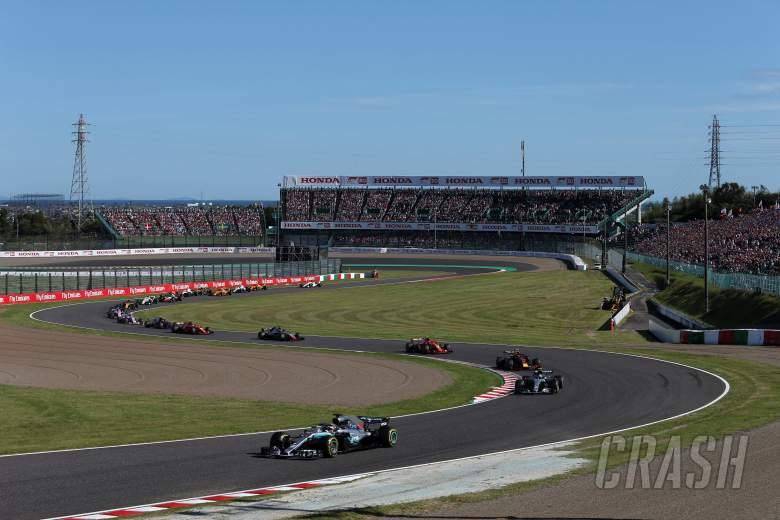 F1: F1 Japanese GP - Race Results