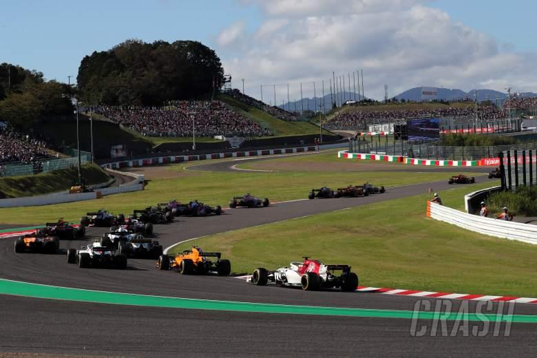 F1: F1 Driver Ratings - Japanese Grand Prix