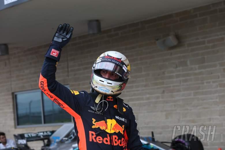 F1: Ricciardo: Red Bull can 'disrupt tempo' of Merc, Ferrari in US GP