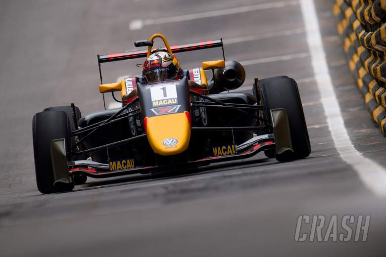 F3: Ticktum secures second Macau GP victory after red flag